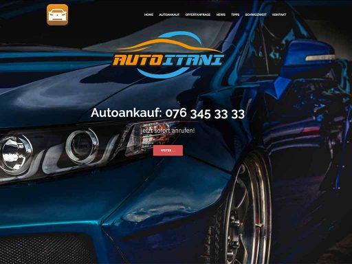 Auto Itani Autoankauf Autoexport