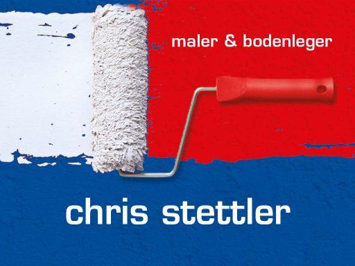Chris Stettler Maler Bodenleger Volketswil