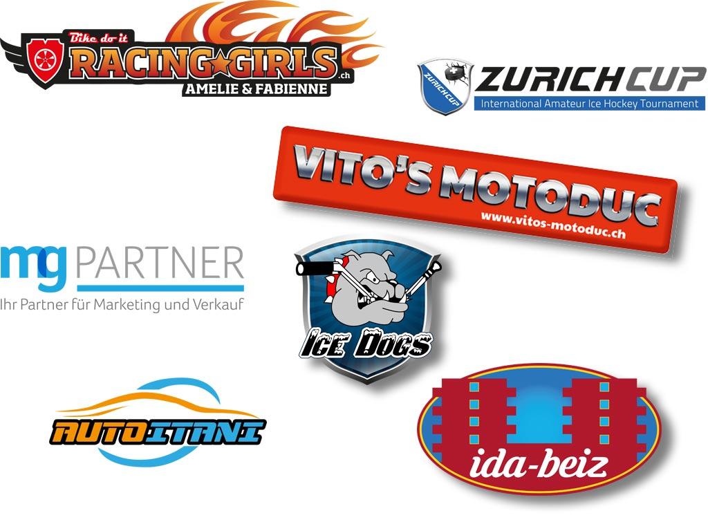 Gestaltung Logos