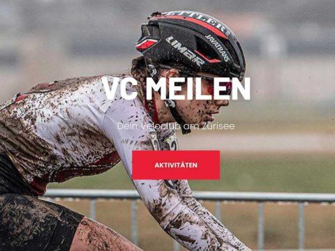 VC Meilen Website Screenshot